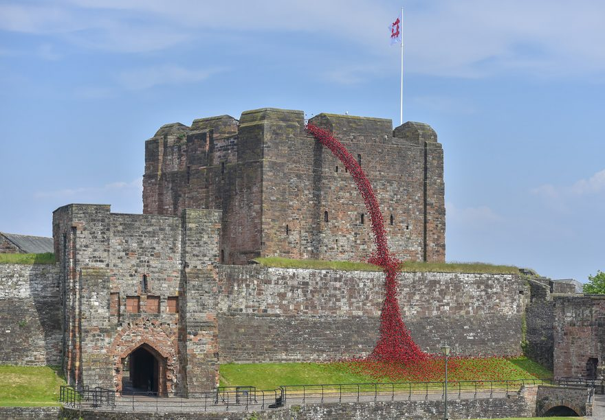 Carlisle_Castle_Poppy_1