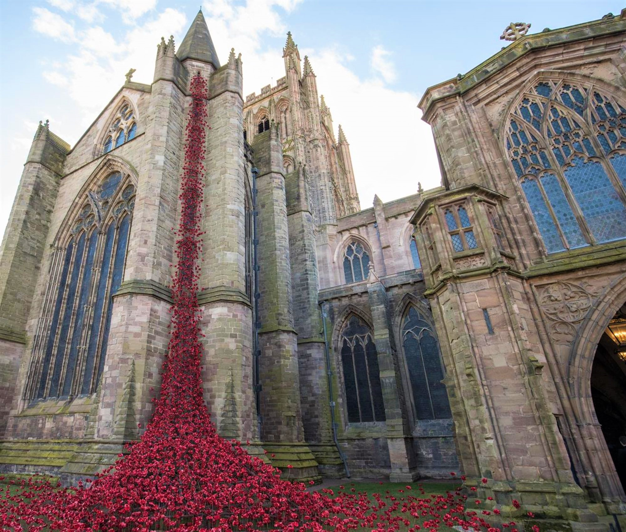Hereford_Cathedral_Poppy_1